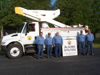 Algoma Utilties Employees